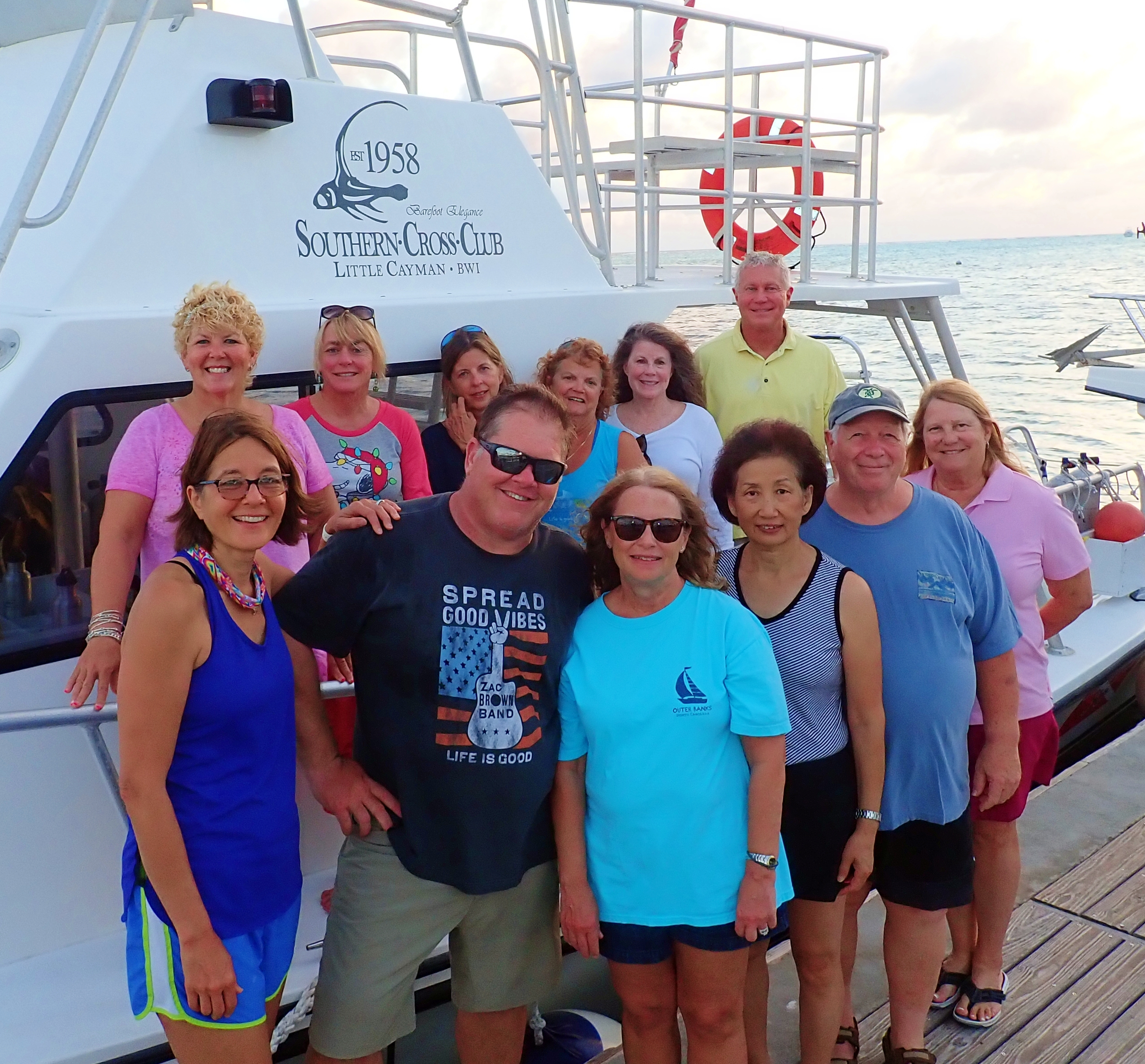 Little Cayman Dive Group